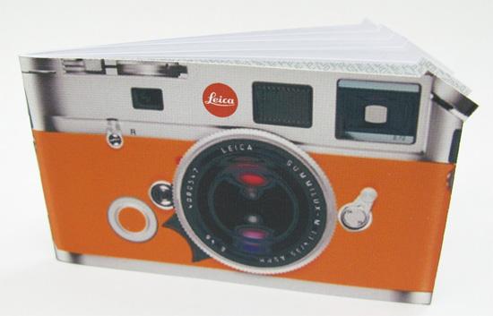 Leica Camera Notebook 1
