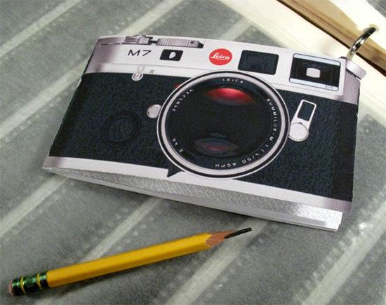 Leica-Notebook