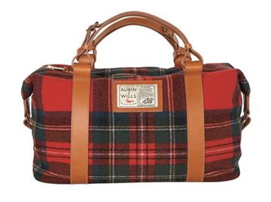 Aubin-&-Wills-Tartan-Bag