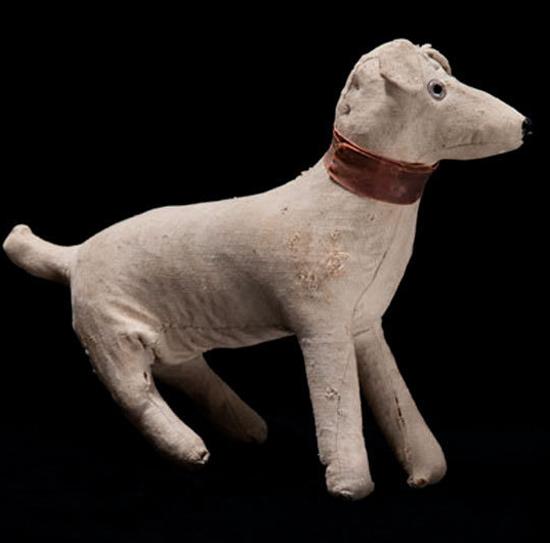 Vintage-dog-