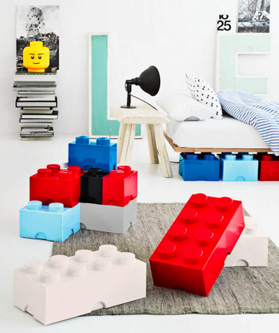 Delicieux With Unlimited Building Possibilities These Stylish Storage Solutions Are  Going Right To The Top Of My Christmas Wish List! Made Under License From  Lego ...