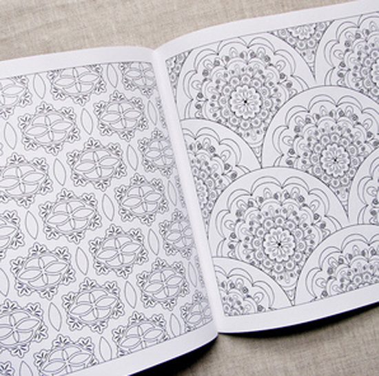 patterns to colour in for kids. Colouring book. Great for kids