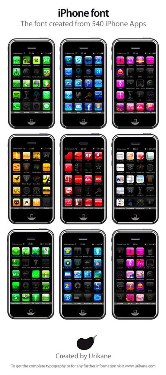 Iphone-font-1