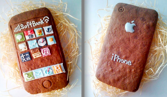 Iphone-cookies