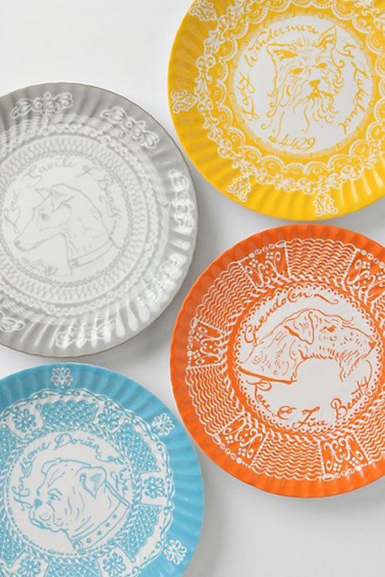 Dog-Plates