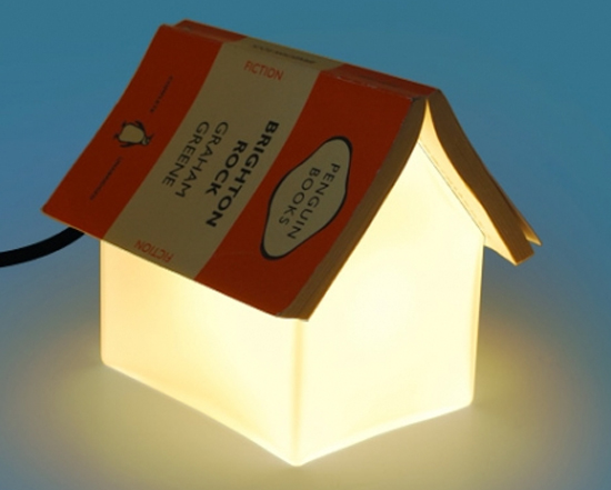 Bookrest-Lamp