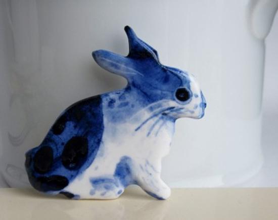 Delft-bunny